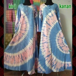 tiedye dress muermer