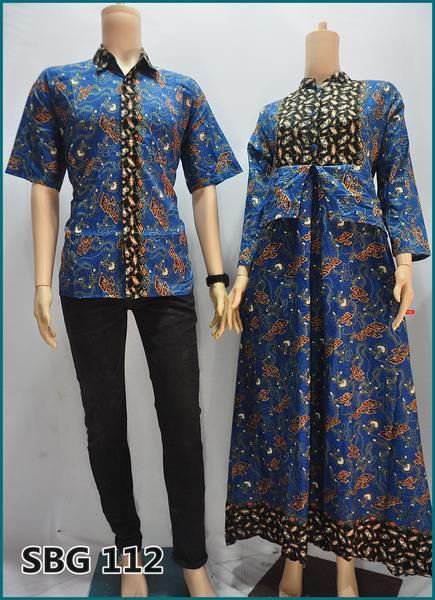 MODEL COUPLE GAMIS LEBARAN 2016